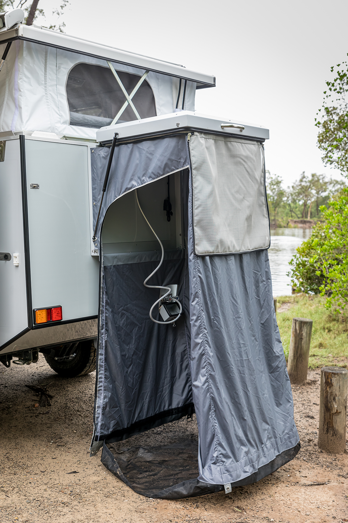 AOR Australian Off Road Odyssey Hybrid Camper